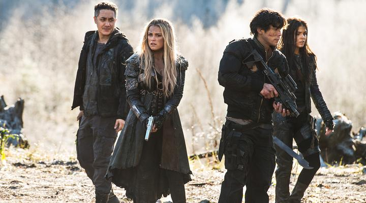 Image result for the 100